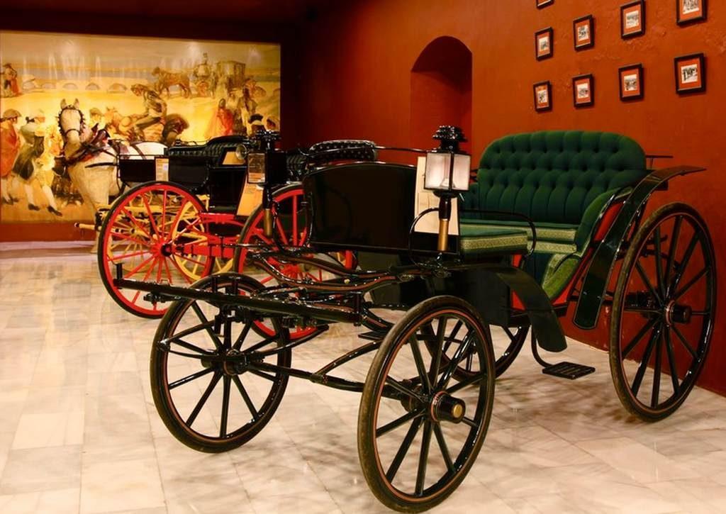 Museo de los Carruajes Sevilla