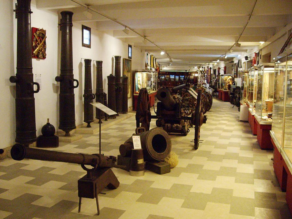 Museo Historico MIlitar Sevilla