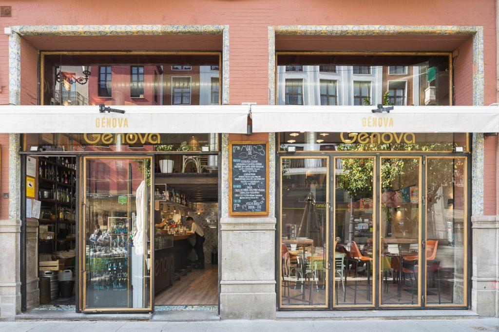 Bar Génova Sevilla
