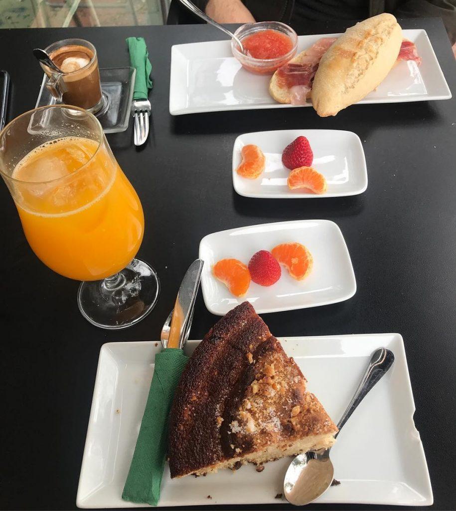 Café Isolde Sevilla
