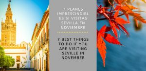 Noviembre Sevilla - November Seville