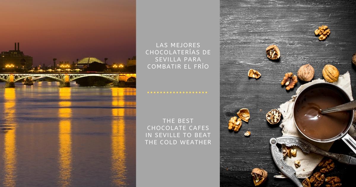 Chocolaterías en Sevilla