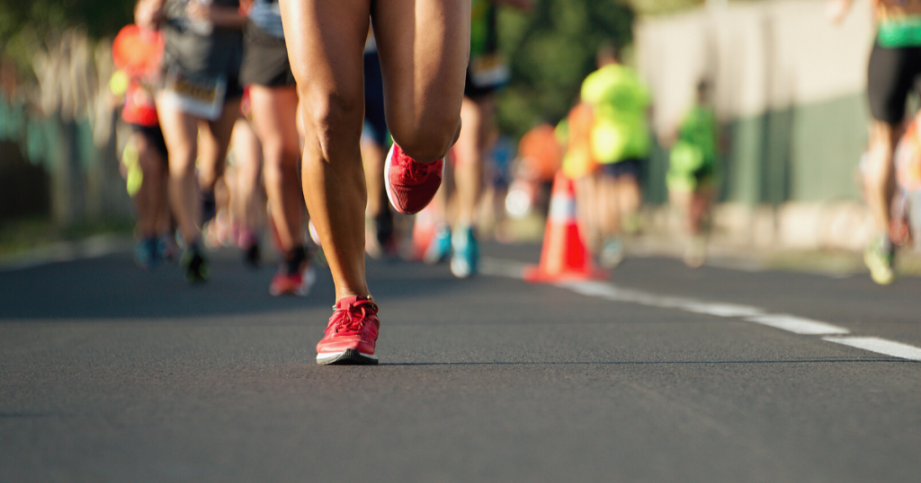 Un desafío maratoniano