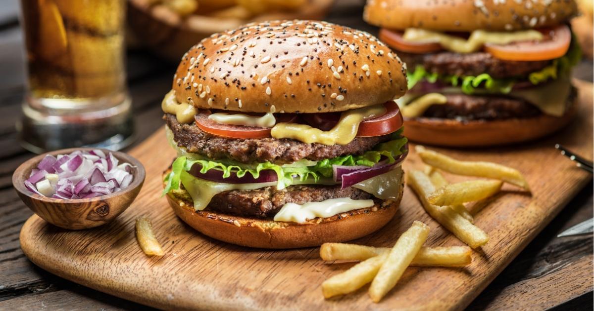 hamburguesas Hamburgers Sevilla