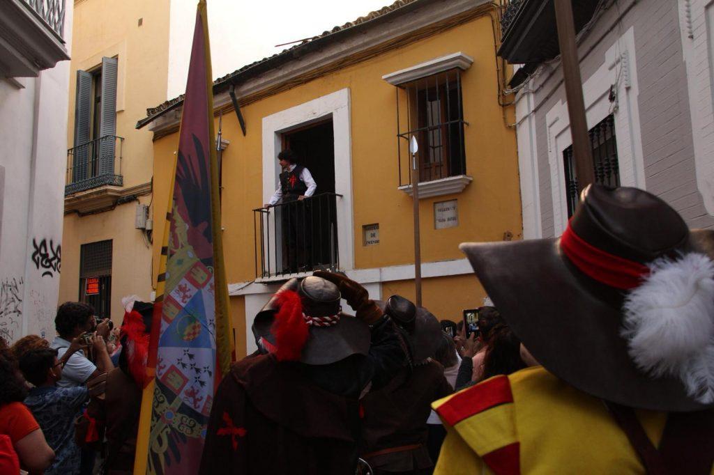 Tras la pista de Velázquez en Sevilla